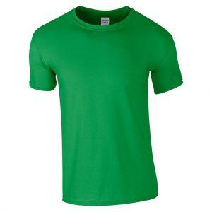 Zöld férfi póló